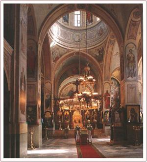 Устройство православного храма. hram Устройство православного храма.