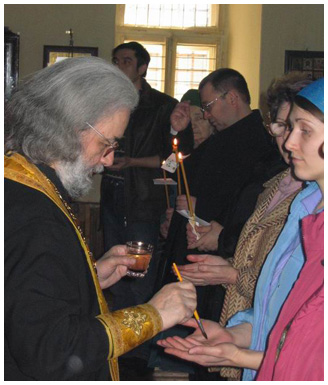 The Service of Holy Unction