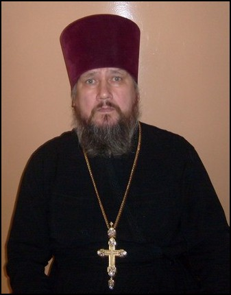 Russisch Orthodoxer Priester