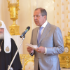 Easter reception is held at the Russian Ministry of Foreign Affairs