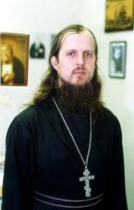 Priest Oleg Stupichkin