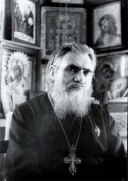 Archpriest Peter Sukhonosov
