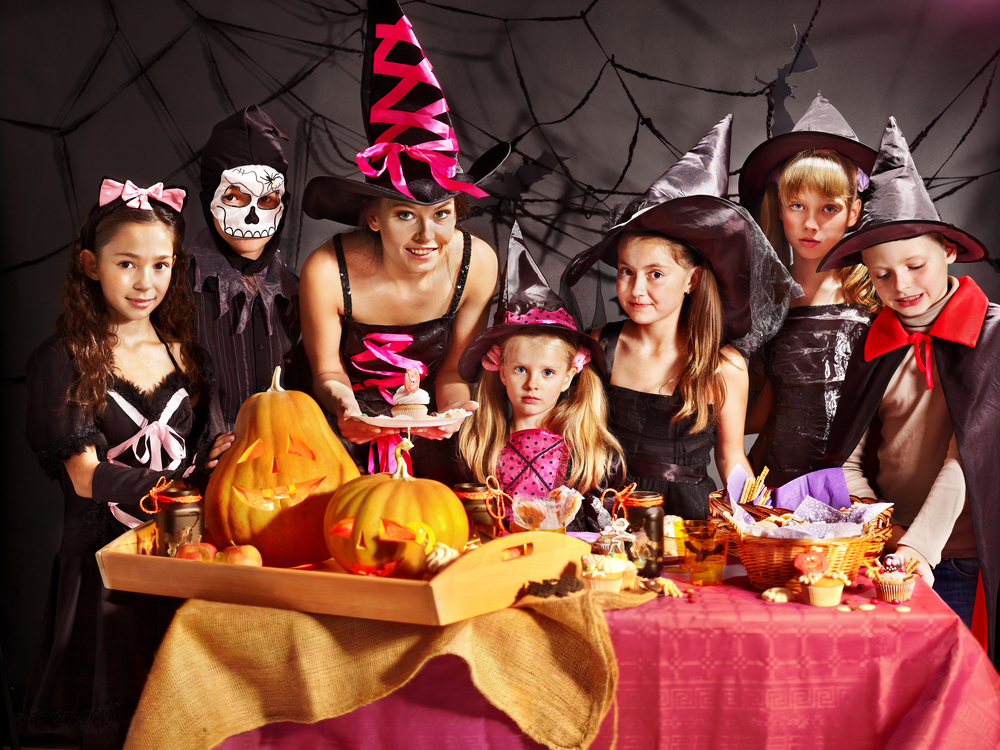 Who Stole Halloween? | A Russian Orthodox Church Website