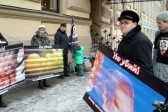 Activists for life protection picketed Moscow abortion clinic
