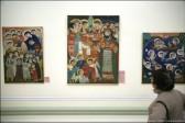 Helena Cherkasova's paintings