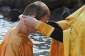 Three Muslims are Baptized
