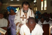 Navigating through Africa and Led by the Cross
