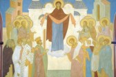 Today the Russian Orthodox Church Celebrates the Protection of the Most Holy Theotokos