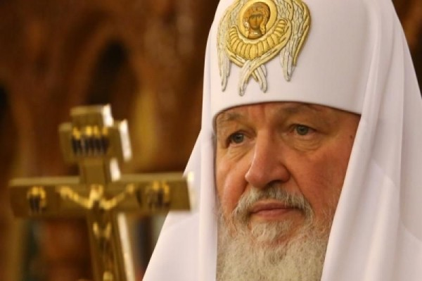 His Holiness Patriarch Kirill's condolences over terrorist attacks in Brussels