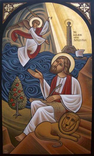 The Apostle Mark