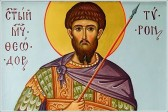 St. Theodore the Tyro: Discerning Christ and Standing with Him