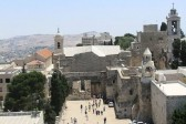 Palestinians Push Nativity Church as Heritage Site