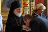 Commencement at St. Tikhon's Orthodox University