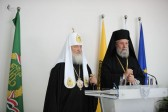 Patriarch Kirill calls for dialogue between Northern, Southern Cyprus