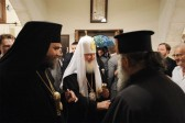 Patriarch Kirill Visits Convent of St. Heracleidius