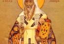 God's Sunflower: On St. John (Maximovitch) of Tobolsk