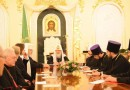 Patriarch Condemns the Blessing of Same-Sex Unions