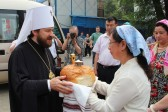 Russian Orthodox Leader Visits Church In China