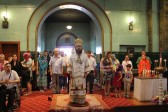 Hierarchical Liturgy Celebrated at the Church of the Intercession in Harbin for the First Time in Fifty Years