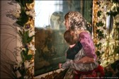 Rublev's Trinity Transferred to Church for Pentecost