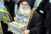 Patriarch Kirill Thanked by Family of Archimandrite Ephraim