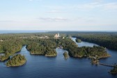 Patriarch Kirill on the Preservation of Valaam Monastery