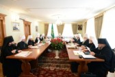 Holy Synod of the Russian Orthodox Church Considers External Church Work