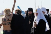 Patriarch Kirill's Spokesman Regrets Incident at Kiev Airport