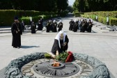 Patriarch Kirill Honours Memory of Great Patriotic War Soldiers and Victims of the 1930s Mass Starvation