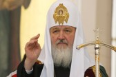 Patriarch Consecrates Cathedral in Katyn