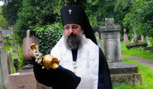 London Opens Russian Orthodox Priest's Memorial