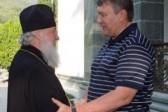 Patriarch Kirill Meets with Ukrainian President Victor Yanukovich
