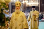 Patriarch Prays for Victims of Bus Crash and Floods