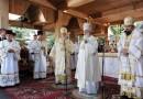 Patriarch Kirill visits Holy Mount of Grabarka