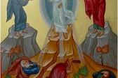 Holy Transfiguration (Matthew 17:1-8; Mark 9:2-9; Luke 9:28-36)