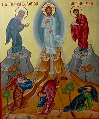 Holy Transfiguration (Matthew 17:1-8; Mark 9:2-9; Luke 9 ...