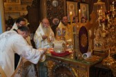 Delegation of the Bulgarian Orthodox Church Visits Monastery of the Entrance into the Temple of the Birth-Giver of God in Kiev