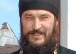 High-order Russian Monk on Pilgrimage Stops in Kodiak