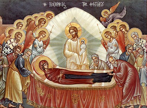 Sermon on the Dormition of the Most Holy Theotokos by St. John of Kronstadt