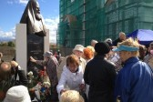 Church Monument Unveiling Attracts Thousands