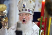 Russian Church Not Replacing State – Patriarch