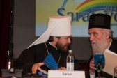 Metropolitan Hilarion Participates in a Panel Discussion at the World Meeting 'Prayer for Peace'