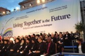"Interfaith Forum ""Living together is the Future"" Held in Sarajevo Completes its Work"