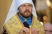 Metropolitan Hilarion of Volokolamsk Begins his Visit to Rome