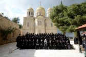 Patriarch Consecrates Russian Church in Jerusalem
