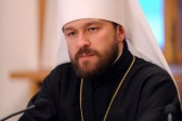 Metropolitan Hilarion of Volokolamsk: Syrian Christians Facing 'Extermination'