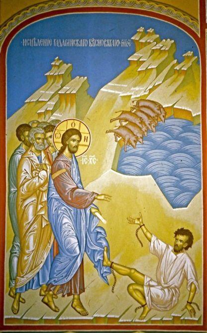 pentecost homily 2015