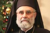 Metropolitan Saba of Bosra Named Patriarchal Locum Tenens
