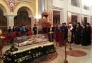 Metropolitan Hilarion Offers up Prayers for the Repose of Patriarch Ignatius