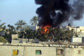 Egyptian killed in bomb attack on Libyan church
